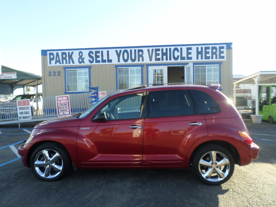 2003 Chrysler PT Cruiser Turbo GT
