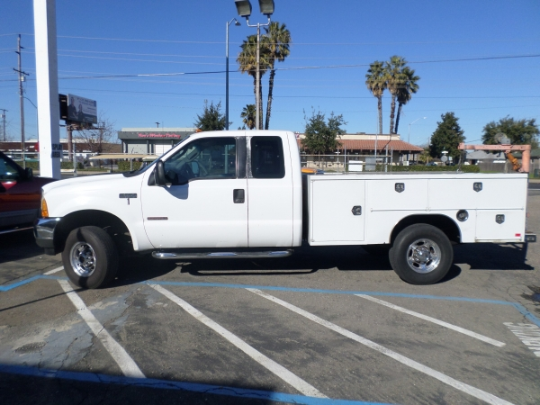 Ford F350 2003