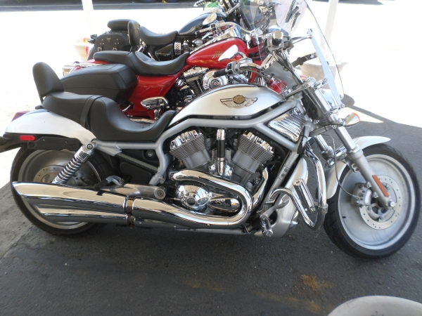 motorcycle for sale 2003 harley davidson v rod in lodi stockton ca lodi park and sell. Black Bedroom Furniture Sets. Home Design Ideas