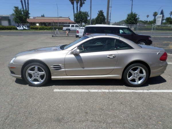 Mercedes-Benz SL 500 2003