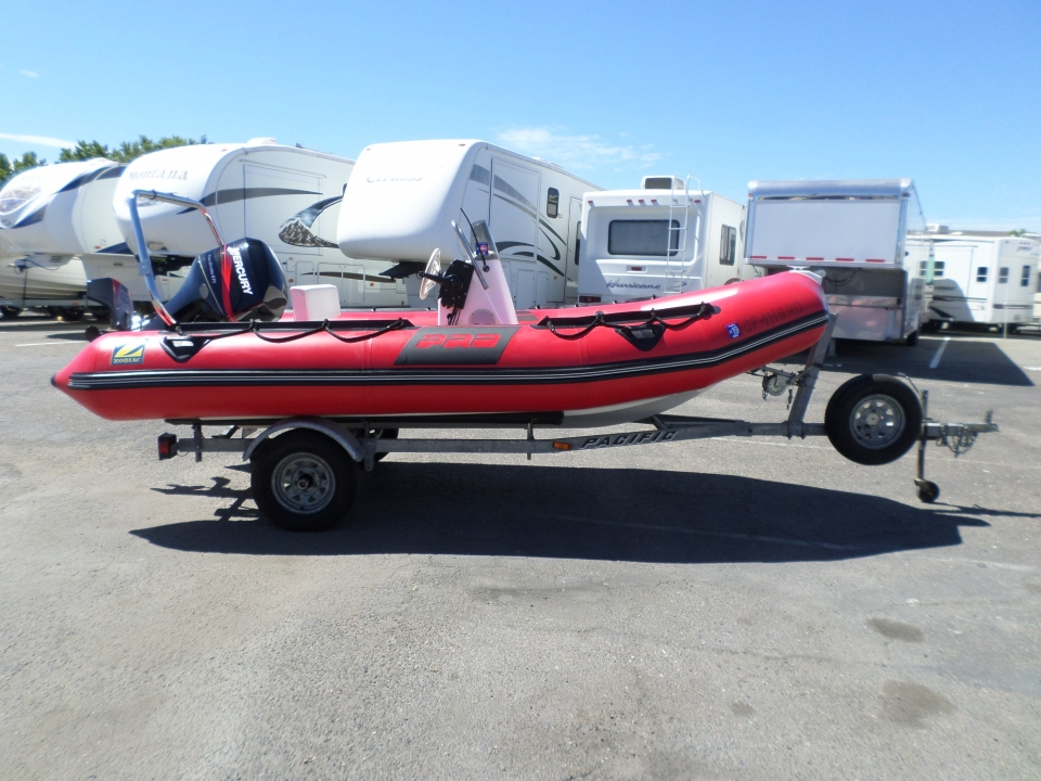 Zodiac Pro 9 Inflatable Dive Boat 2003