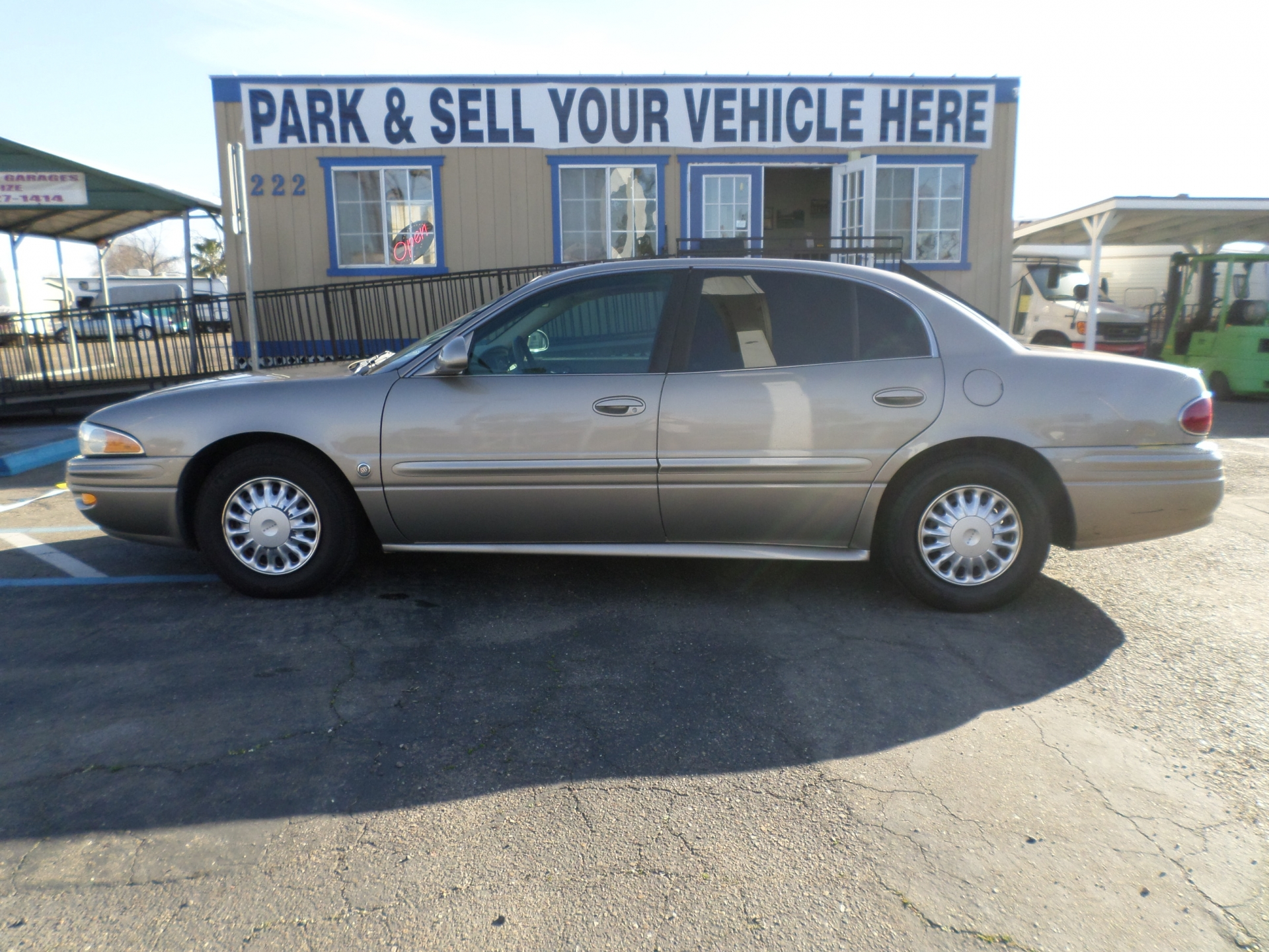 car for sale 2004 buick lesabre in lodi stockton ca lodi park and sell lodi park and sell