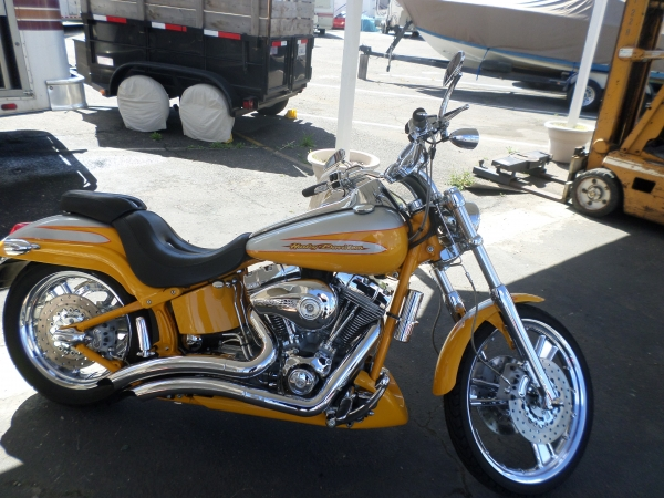 Harley Davidson Duece Screaming Eagle 2004