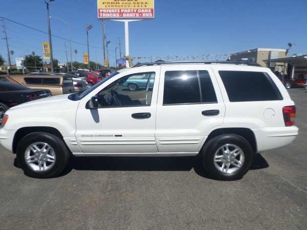 Jeep Grand Cherokee Special Edition 2004