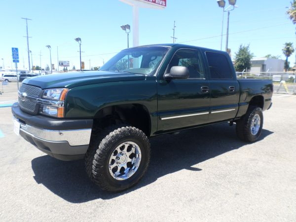 Truck for sale: 2005 Chevy Silverado 1500 LS Crew Cab 4X4 ...