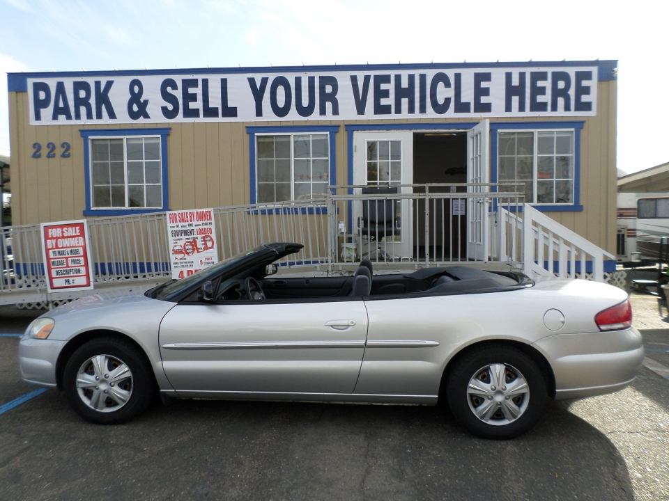 Chrysler Sebring Convertible 2005