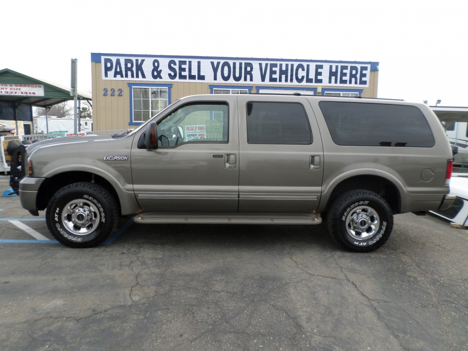 Ford Excursion Limited Diesel 2005