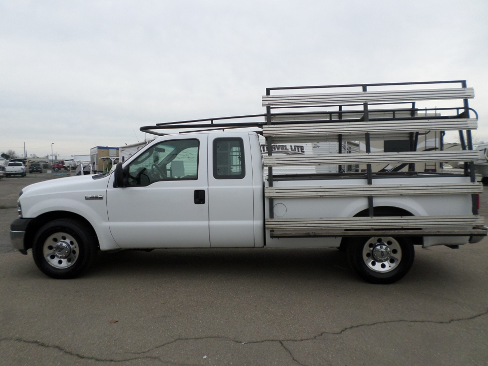 Ford F250 Extended Cab 2005