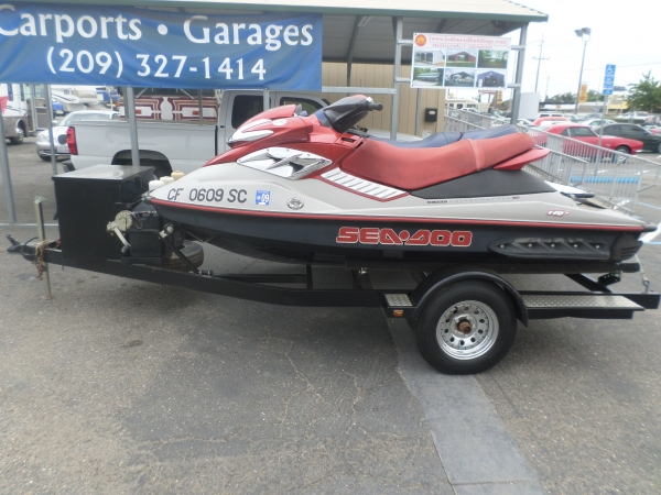 2002 SeaDoo GTX Limited