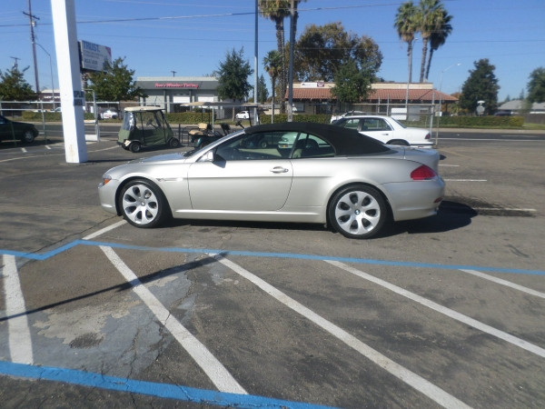 BMW 650i Convertible 2006