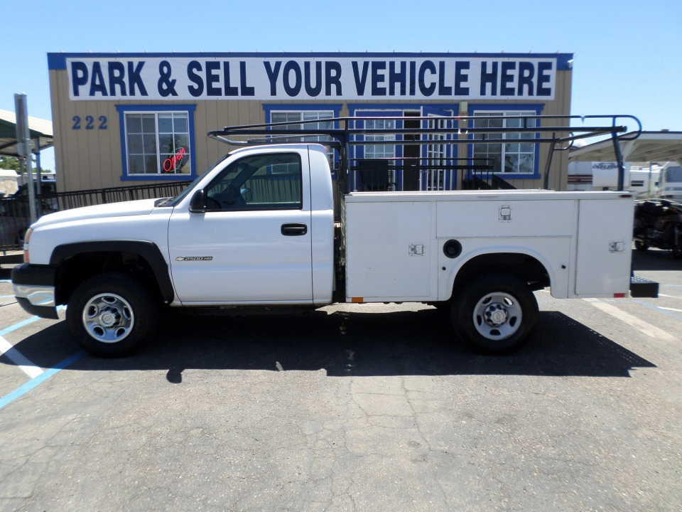 Chevrolet 2500 HD Service Body 2006