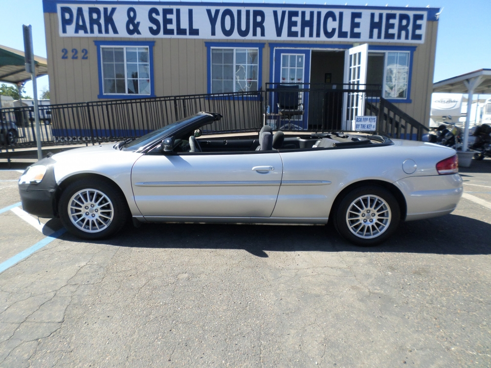 Chrysler Sebring Convertible Touring 2006