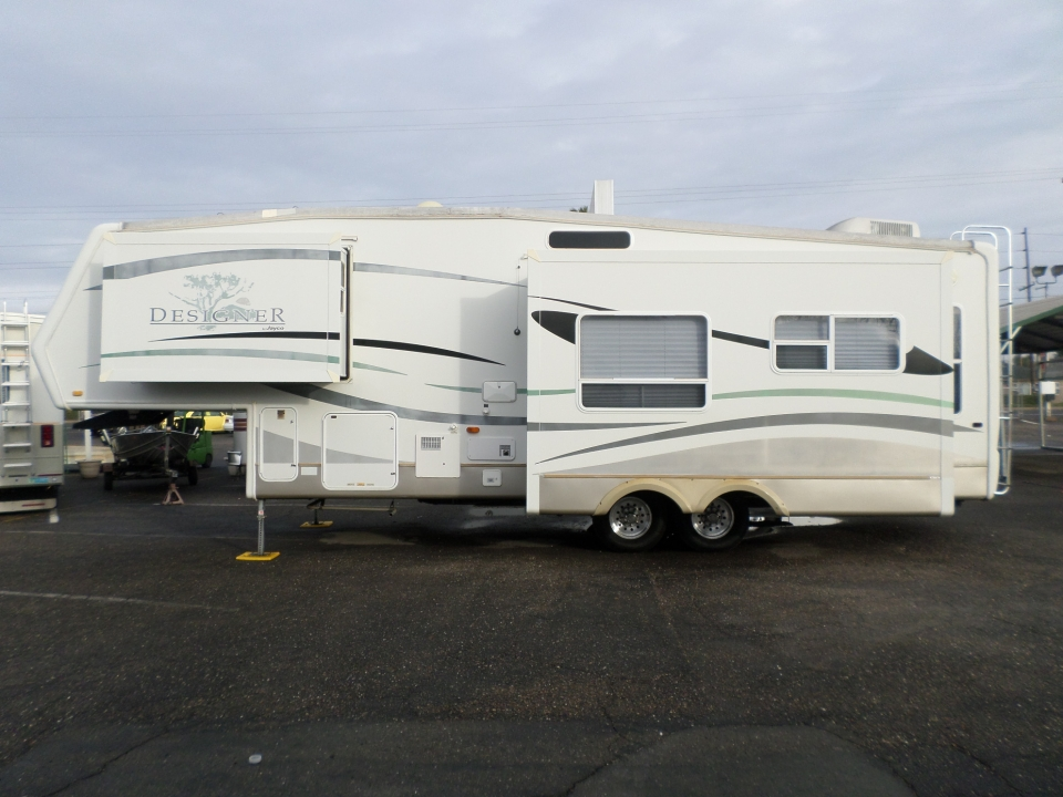 Jayco Designer 5th Wheel 2006