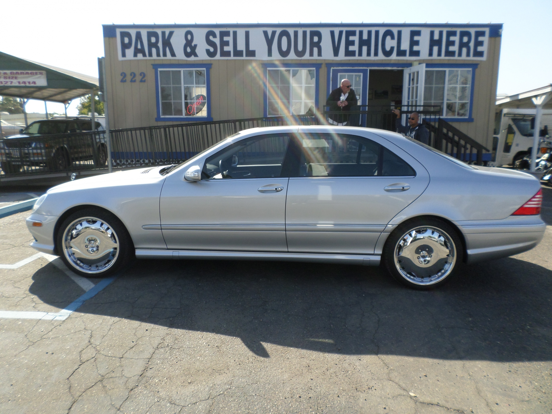 Mercedes-Benz S430 4matic 2006
