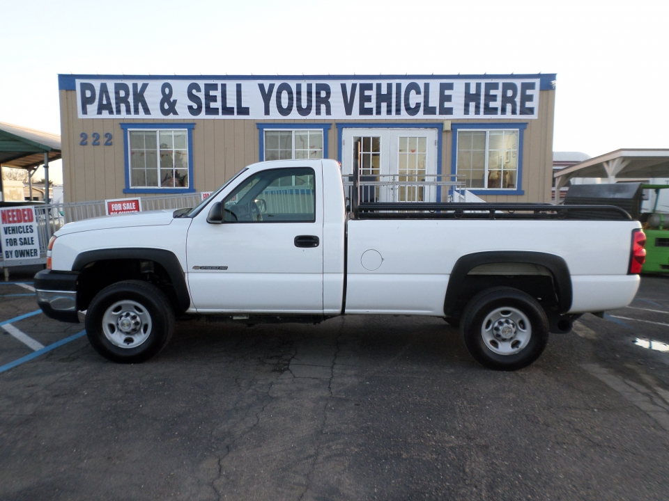 Truck for sale: 2007 Chevrolet 2500 HD Pickup Truck in Lodi Stockton ...