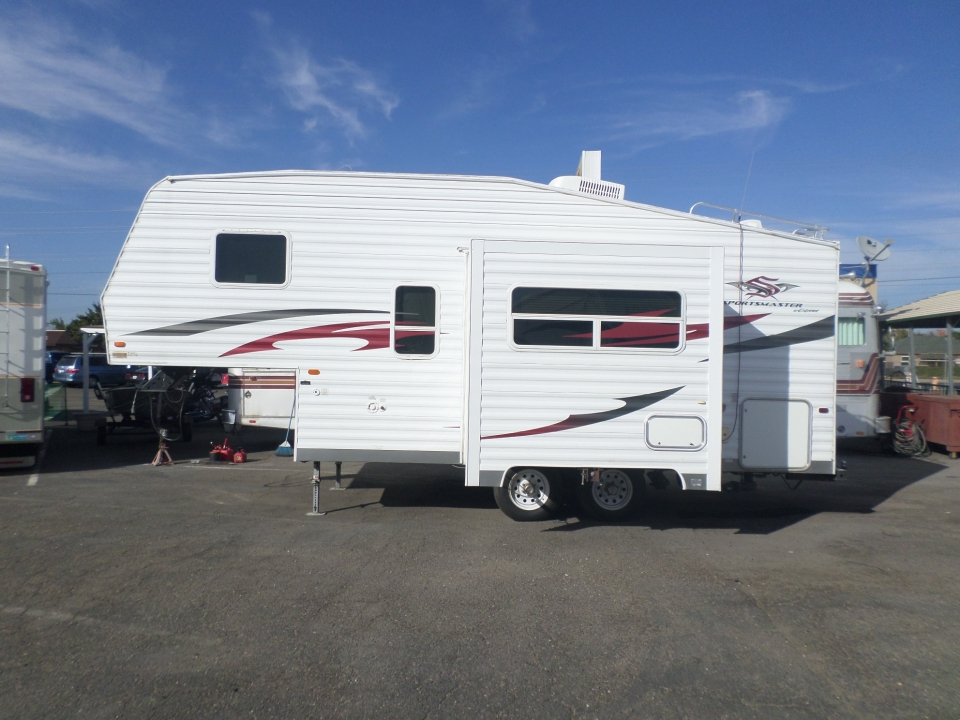 2007 Extreme RVs Sportsman Fifth Wheel