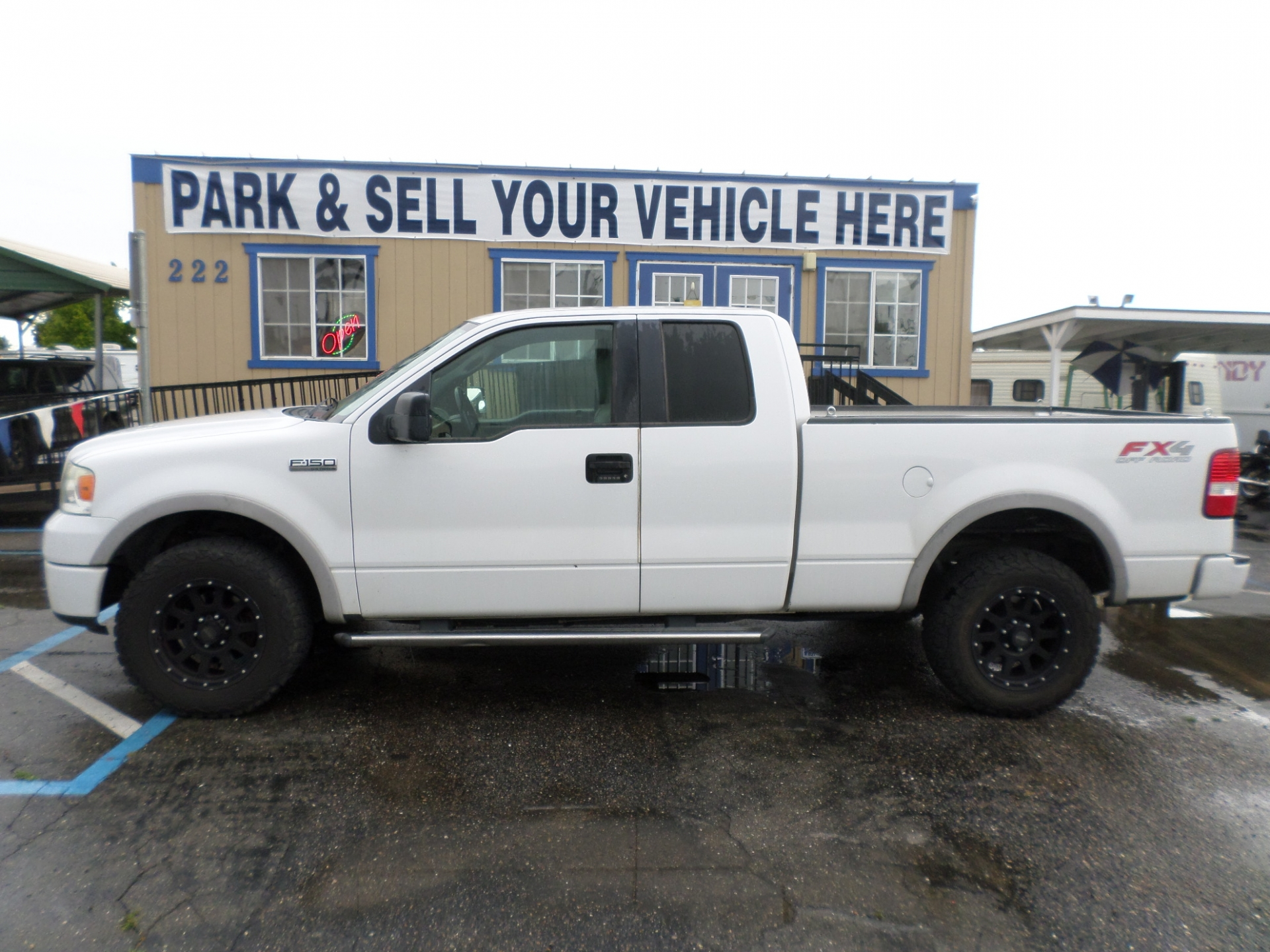 Ford F-150 FX4 Off Road 4x4 2007