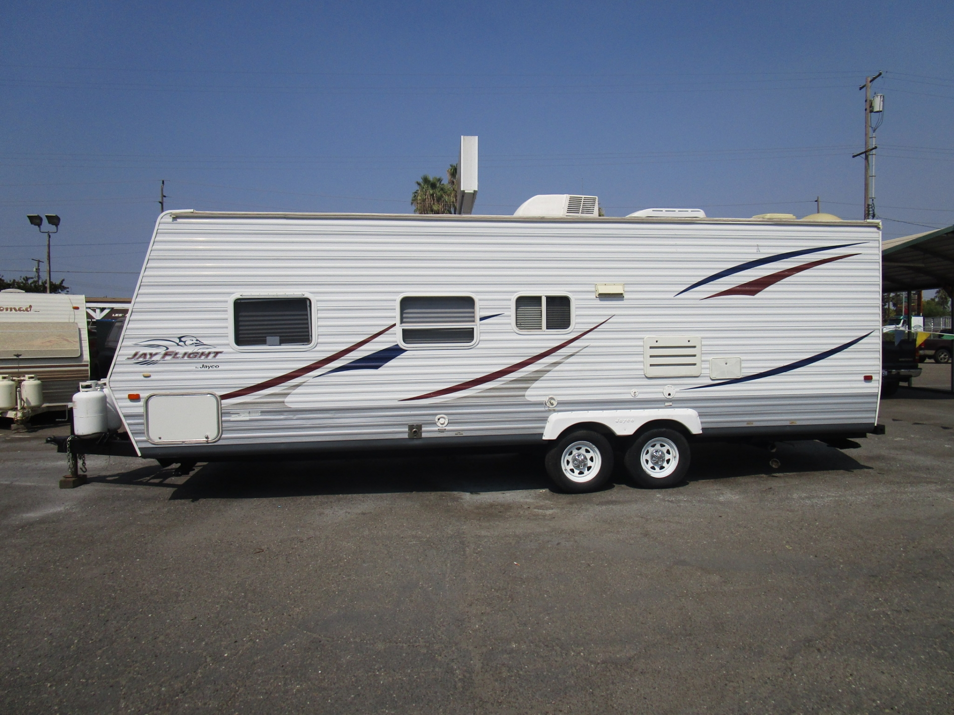 2007 Jayco Jayflight Bunkhouse Travel Trailer