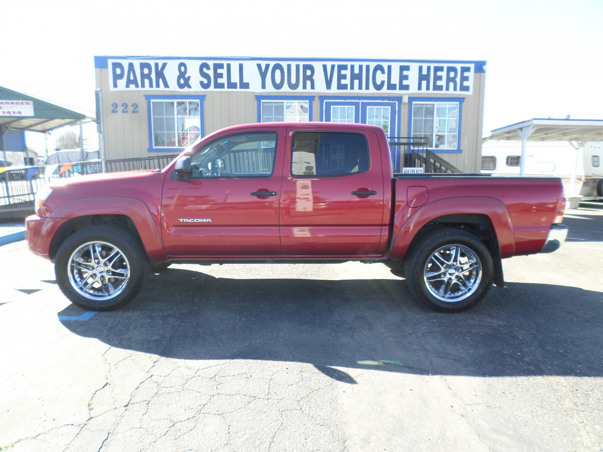 2007 Toyota Tacoma Prerunner SR5 Double Cab
