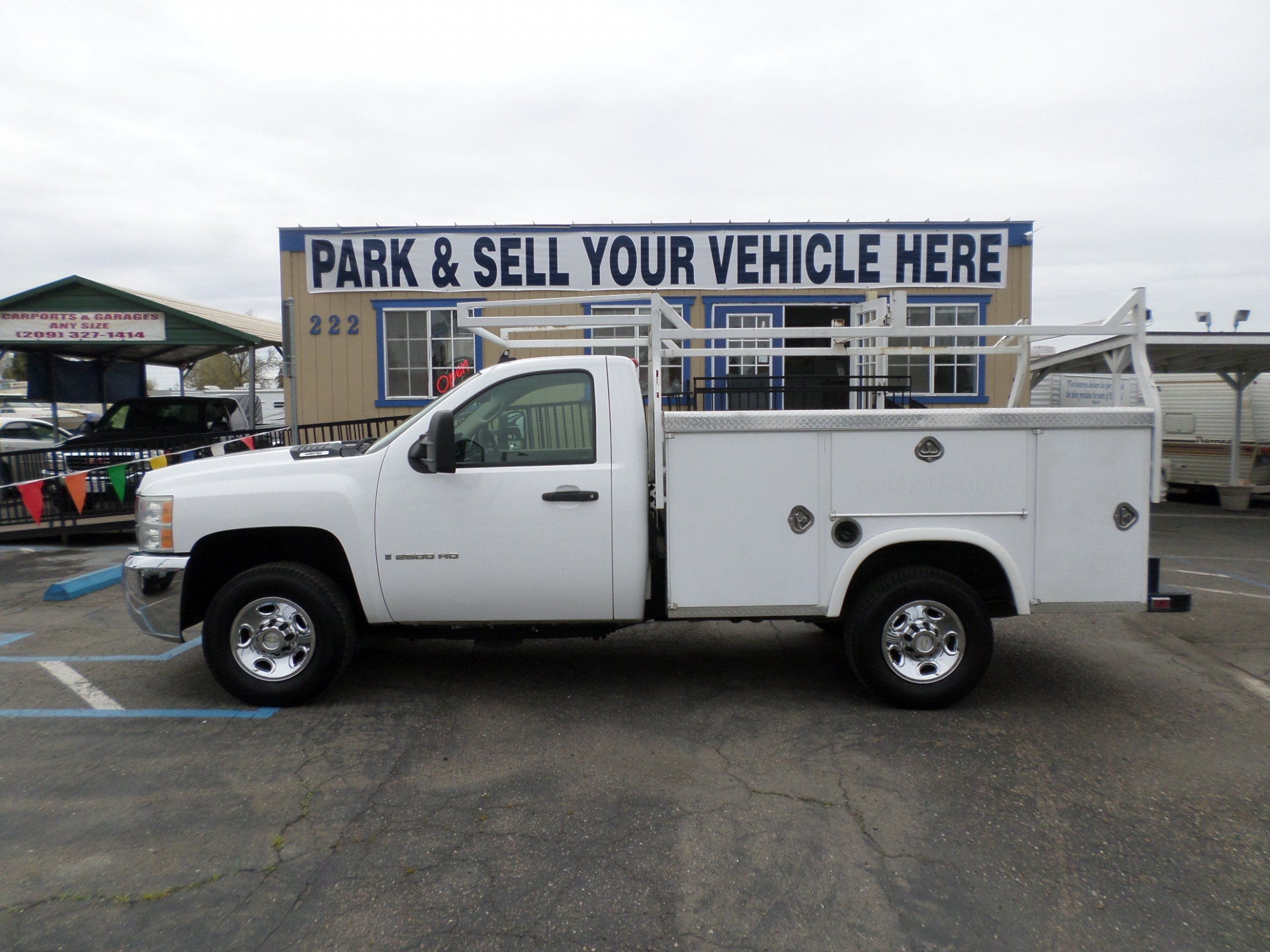 Chevrolet 2500 HD Work Truck 2008