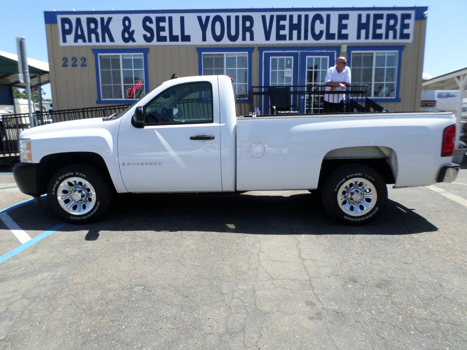 Chevrolet Silverado Long Bed 2008