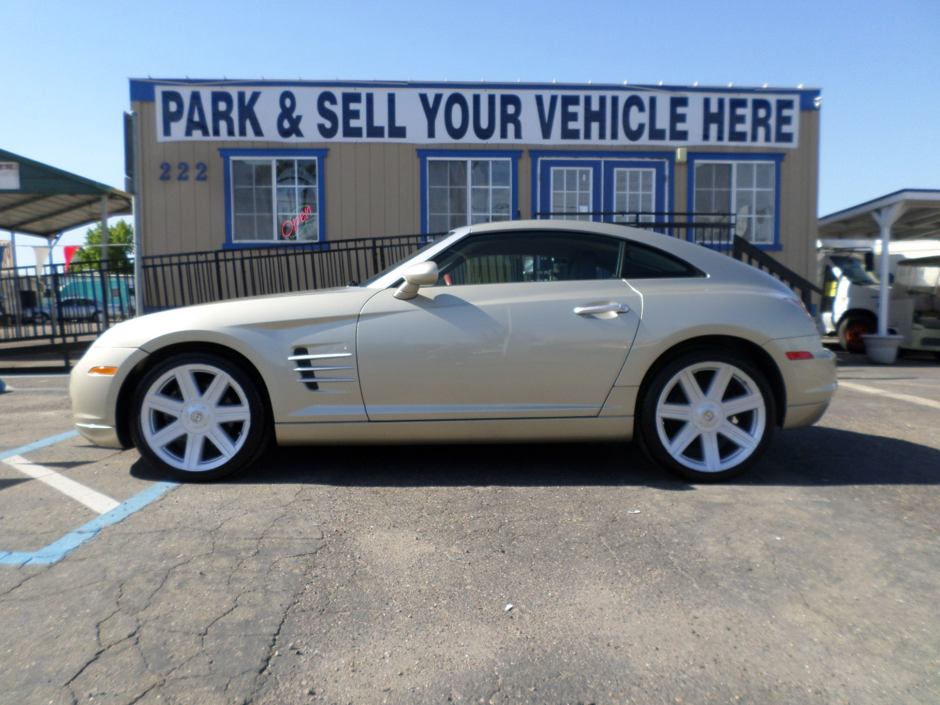 2008 Chrysler Crossfire Limited Edition