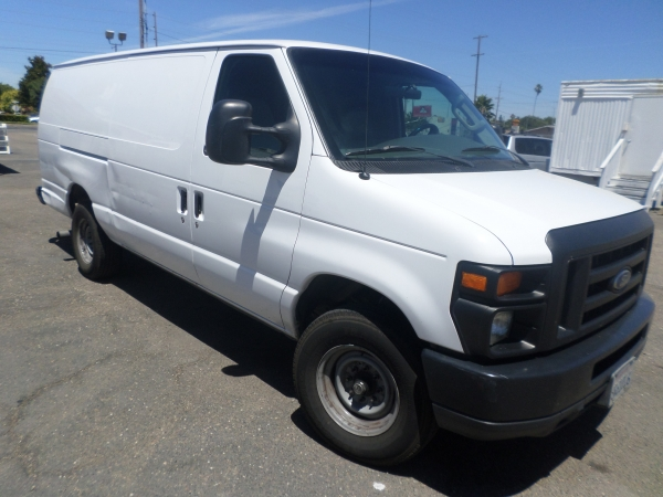 572da62f4ce293 Commercial equipment for sale  2008 FORD E350 SUPERDUTY CARGO VAN in ...