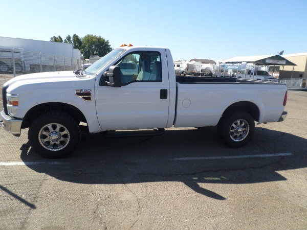 Ford F-250 Diesel Super Duty XL Regular Cab 2008