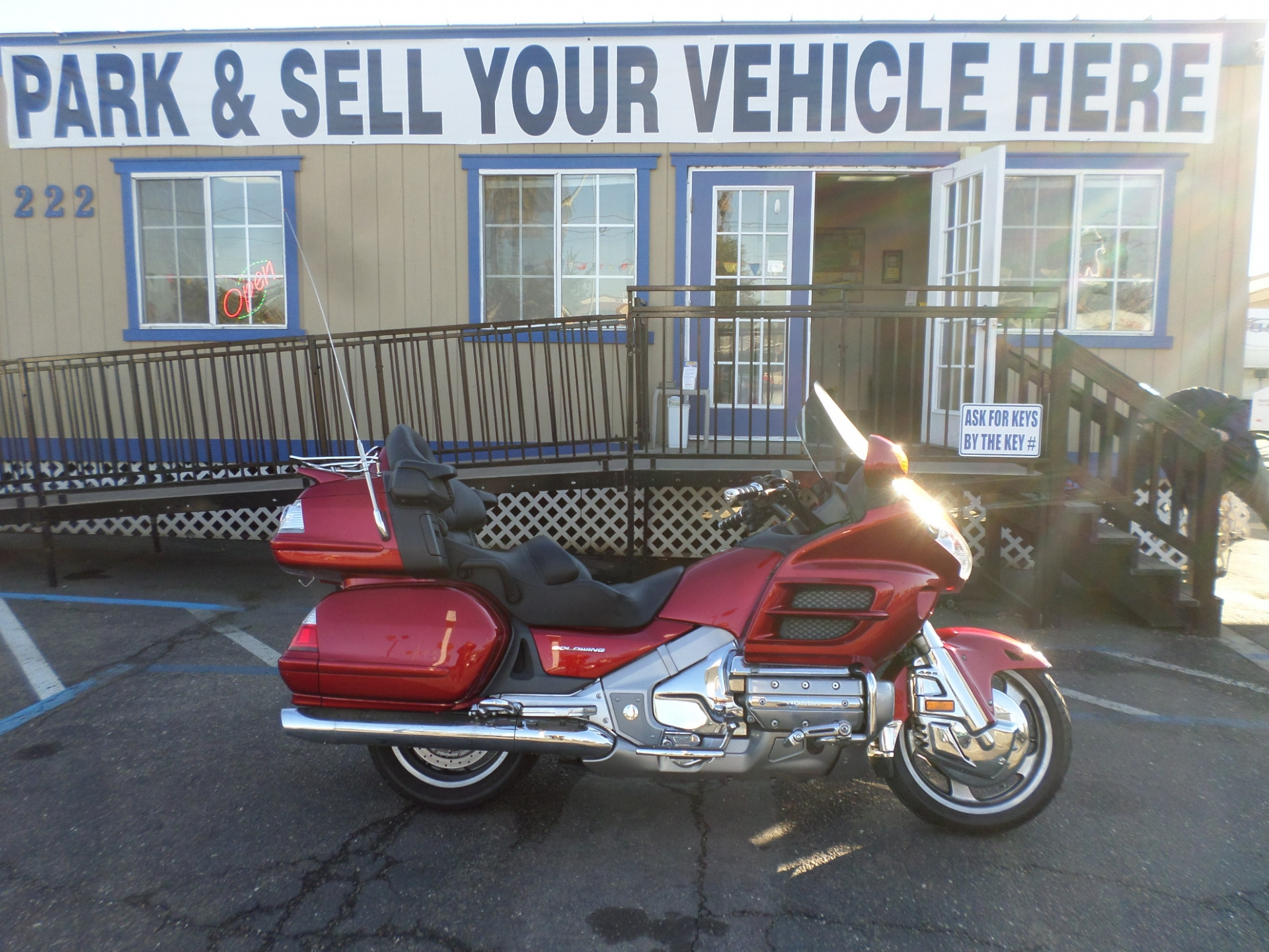 Honda Gold Wing 1800 2008