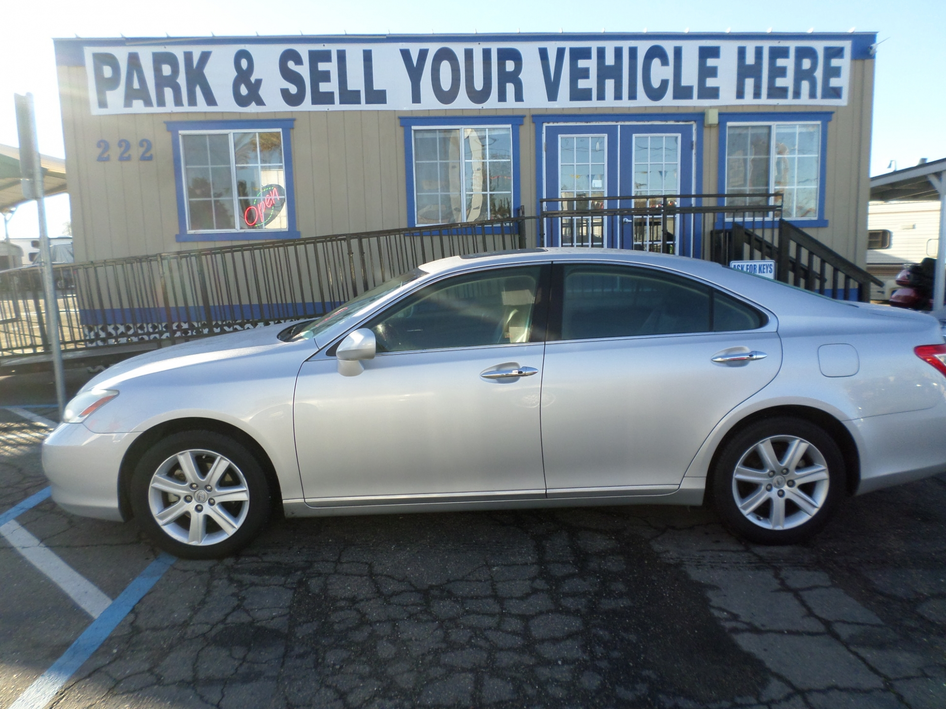 Car for sale: 2008 Lexus E 350 in Lodi Stockton CA - Lodi