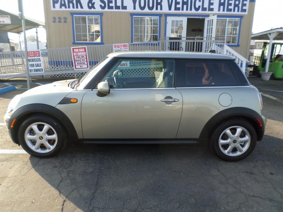 Car For Sale 2008 Mini Cooper Standard Edition In Lodi