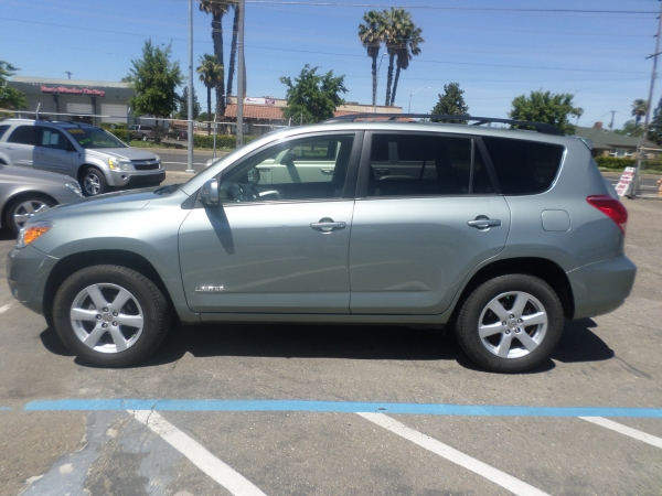 suv for sale 2008 toyota rav4 limited in lodi stockton ca lodi park and sell. Black Bedroom Furniture Sets. Home Design Ideas