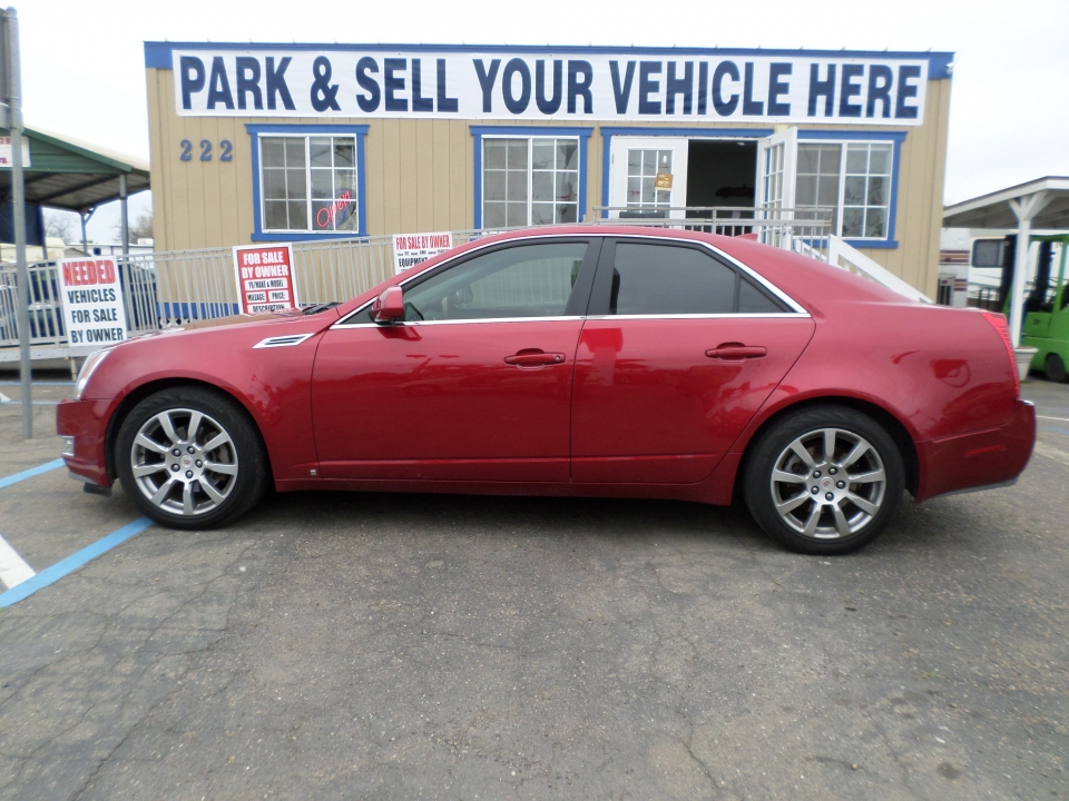Car for sale: 2009 Cadillac CTS in Lodi Stockton CA - Lodi Park and Sell