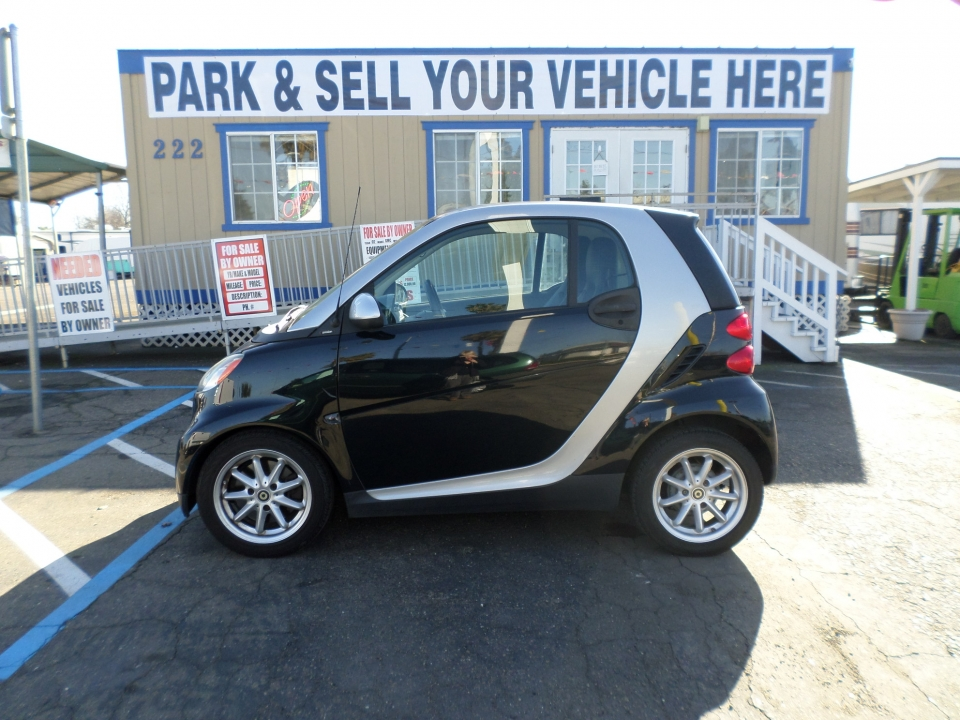 Car for sale: 2009 Smart Car ForTwo in Lodi Stockton CA - Lodi Park ...