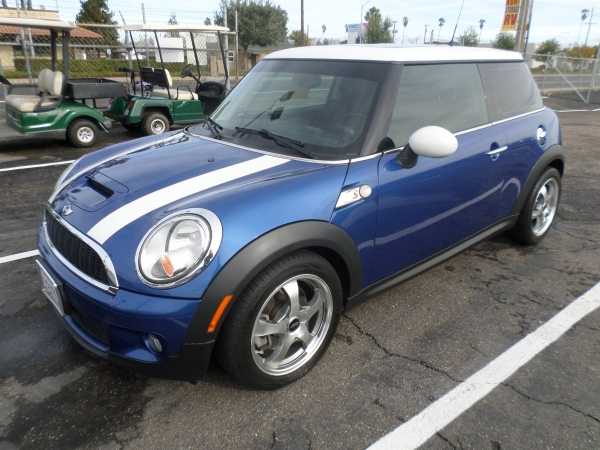 Car For Sale 2009 Mini Cooper Turbo S In Lodi Stockton Ca