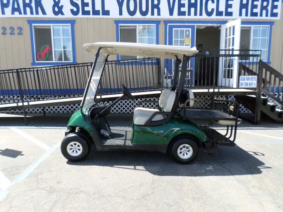 Yamaha Golf Cart 2009