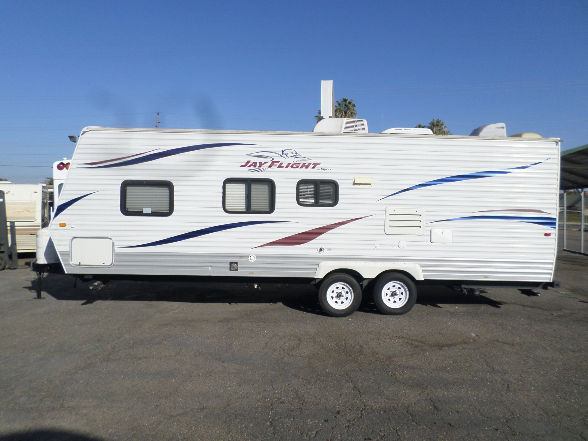 2010 Jayco Travel Trailer Jayflight 26BH Bunk House
