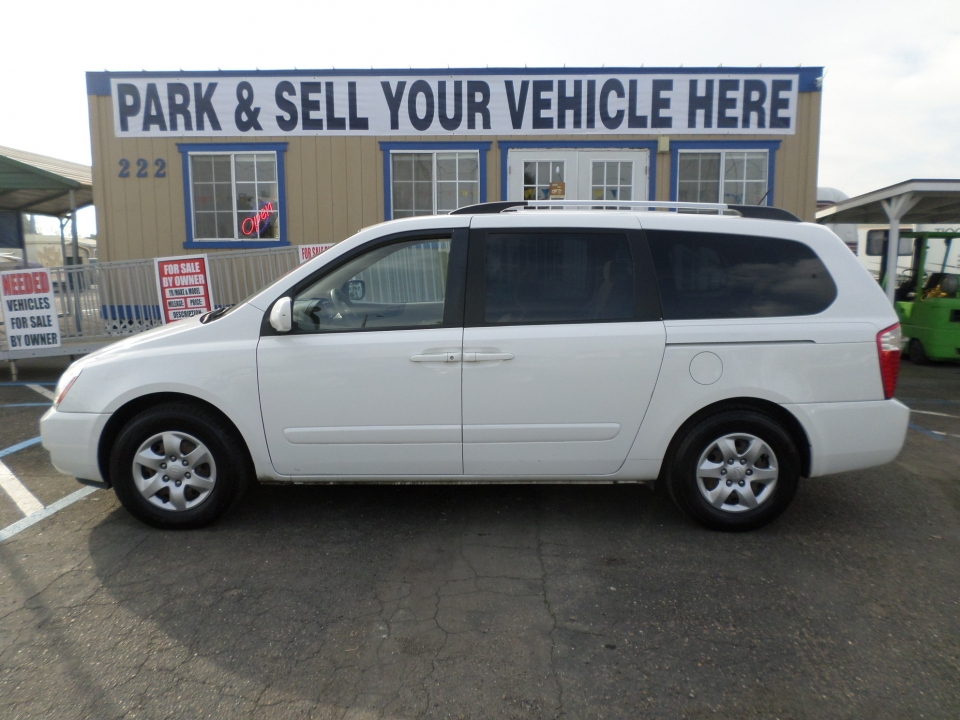 Van for sale: 2004 Kia Sedona EX in Lodi Stockton CA - Lodi Park and ...