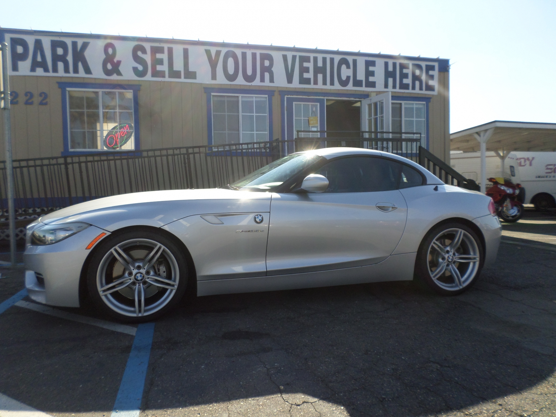 BMW Z4 sDrive35is 2011