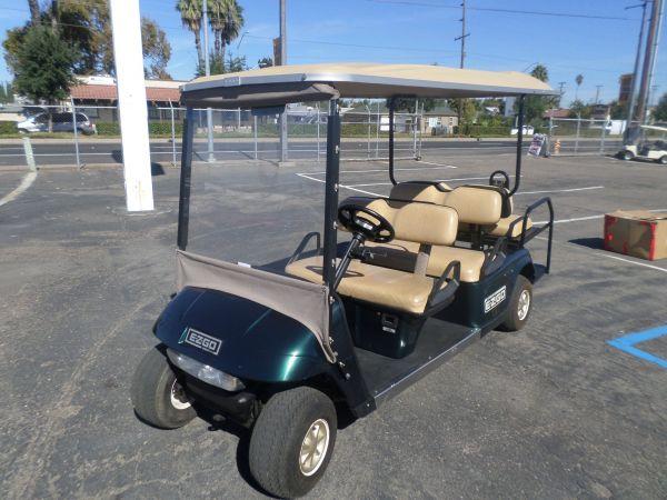 2011 ez go golf cart 6 passenger for sale 6500 lodi. Black Bedroom Furniture Sets. Home Design Ideas