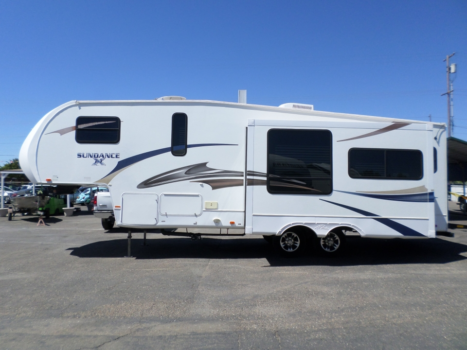 2011 Heartland Sundance XLT Ultra Lite 5th Wheel