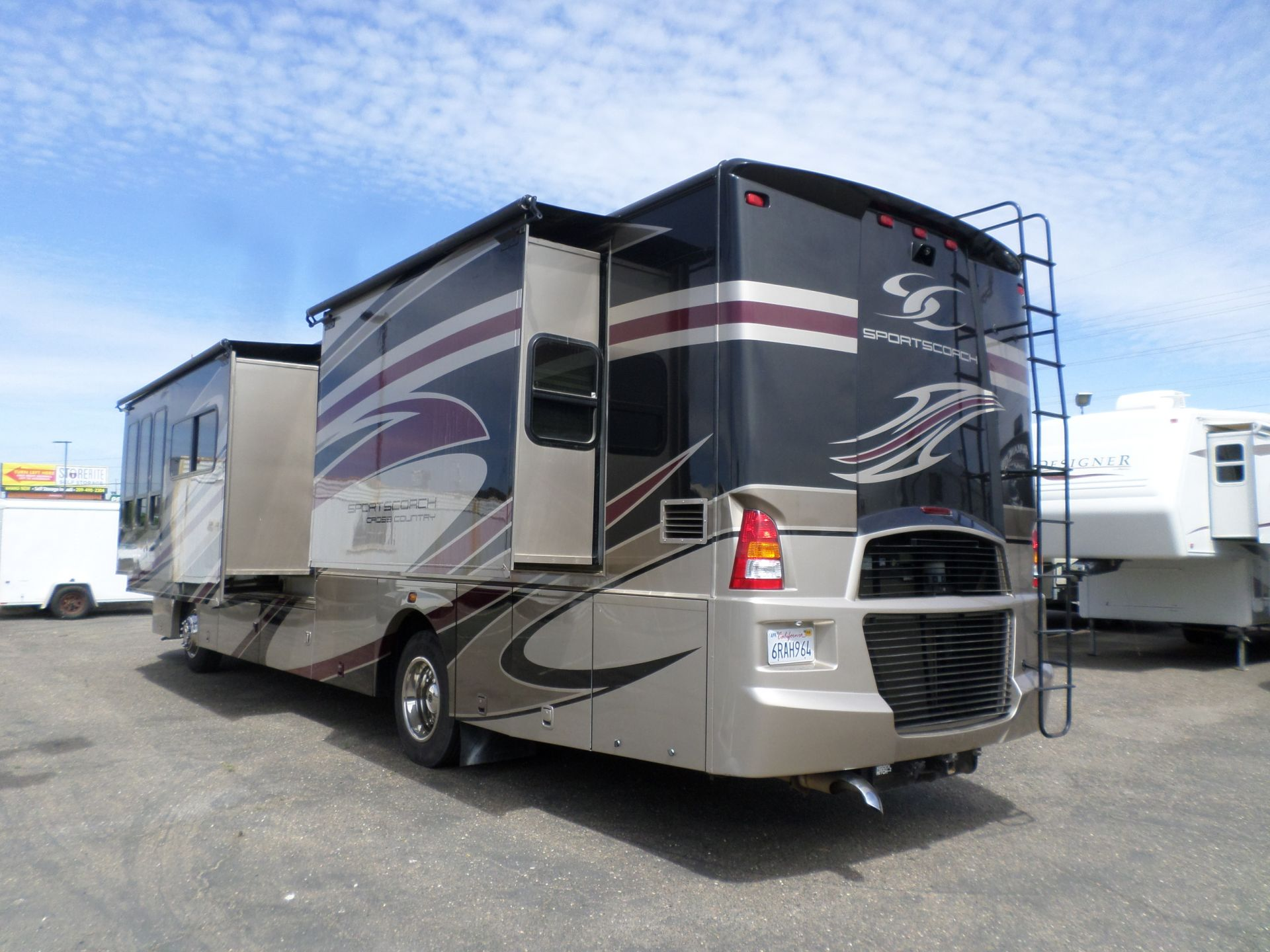 RV for sale: 2011 Sportscoach Cross Country Diesel Pusher ...