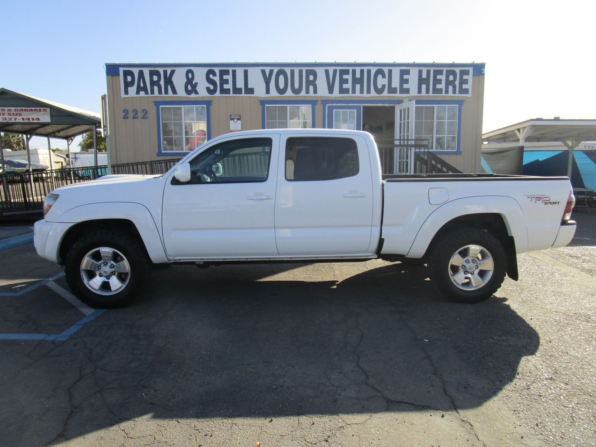 2011 Toyota Tacoma 4x4 Double Cab TRD Sport