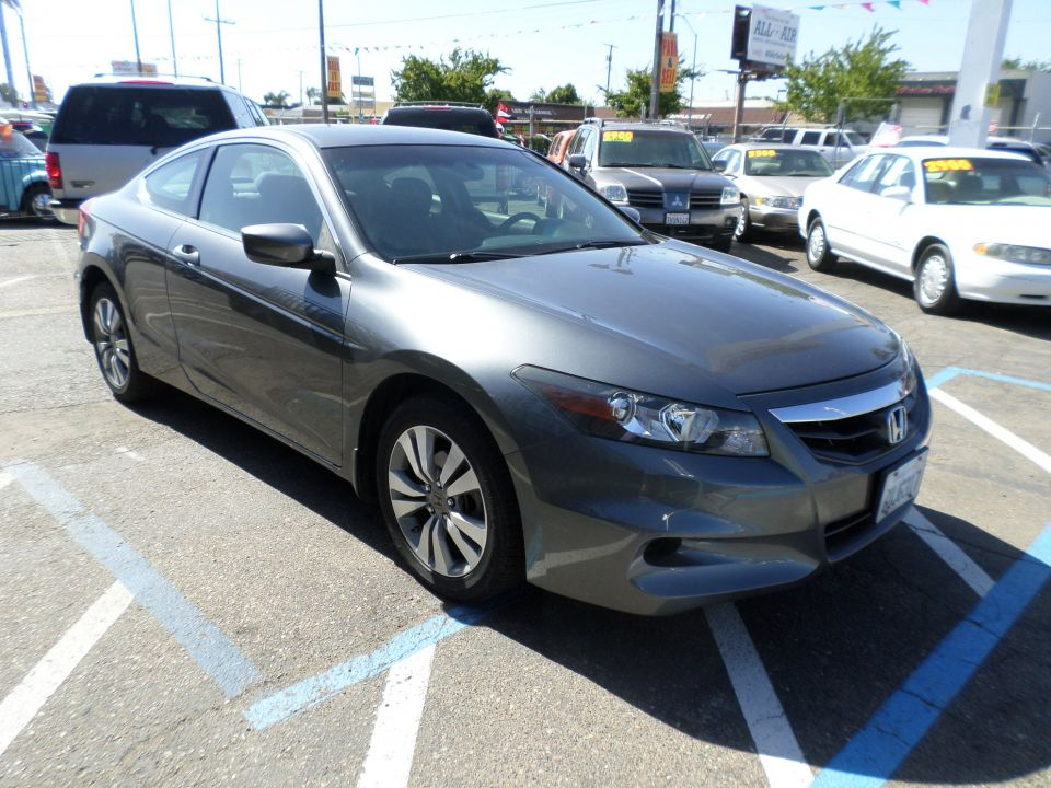 2012 Honda Accord LX-S Coupe
