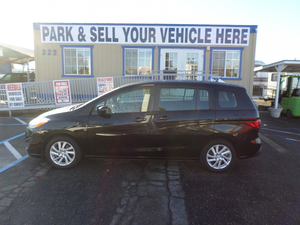 Car for sale: 2012 Mazda M5 Mini Van Hatchback in Lodi Stockton CA ...