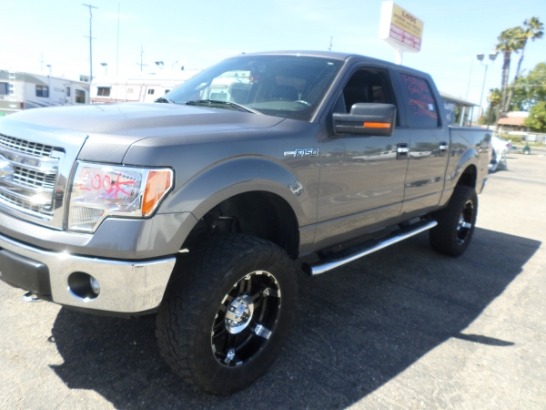 truck for sale 2013 ford f150 crew cab 4x4 xlt in lodi stockton ca lodi park and sell. Black Bedroom Furniture Sets. Home Design Ideas