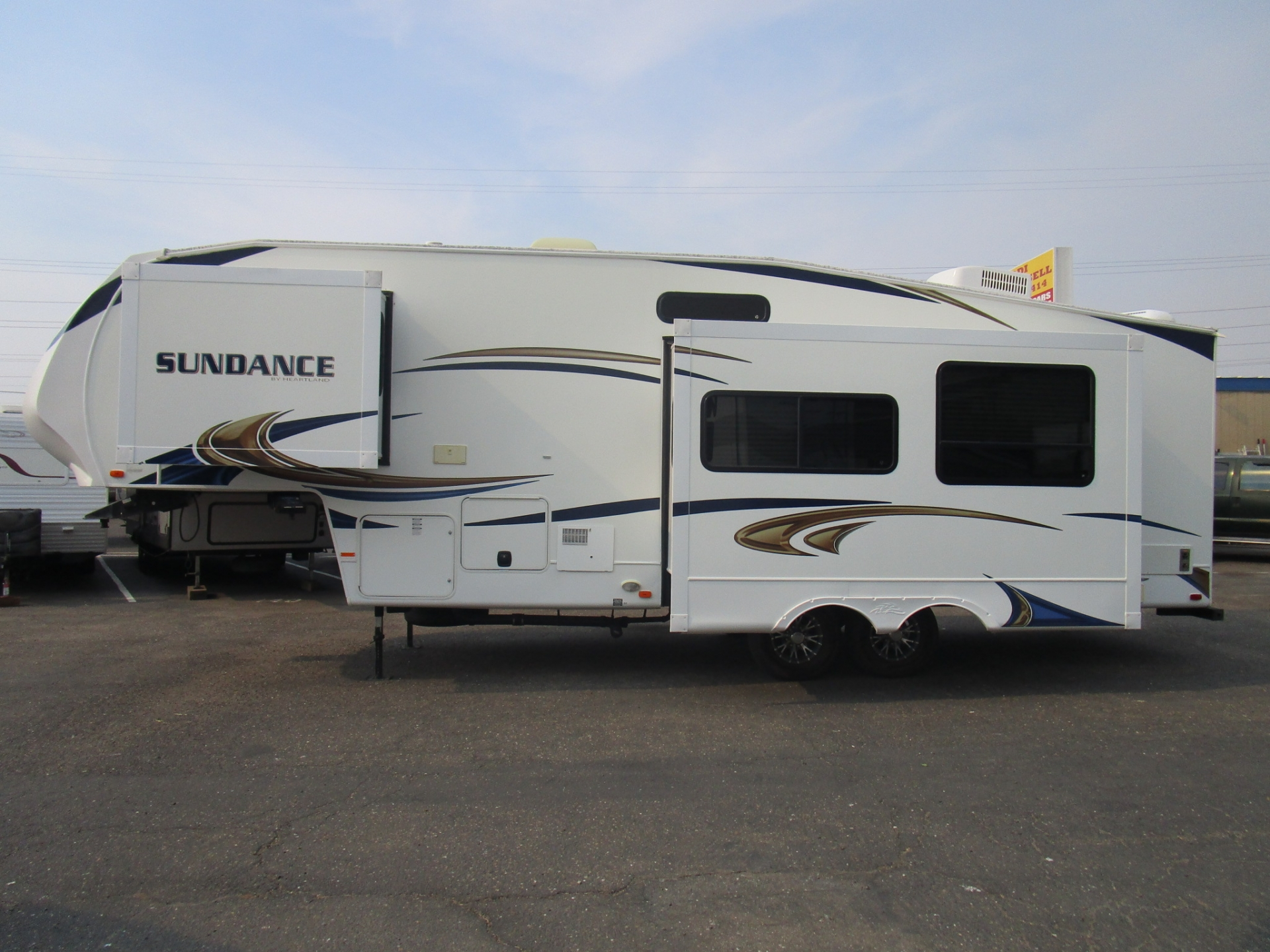 2013 Heartland Sundance 3000CK 5th Wheel