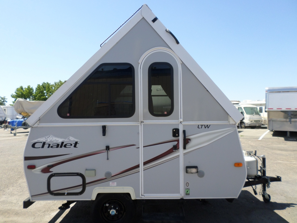 Used Motorhomes For Sale By Owner >> RV for sale: 2014 Chalet LTW Popup A Frame Pull Trailer 15' in Lodi Stockton CA - Lodi Park and Sell