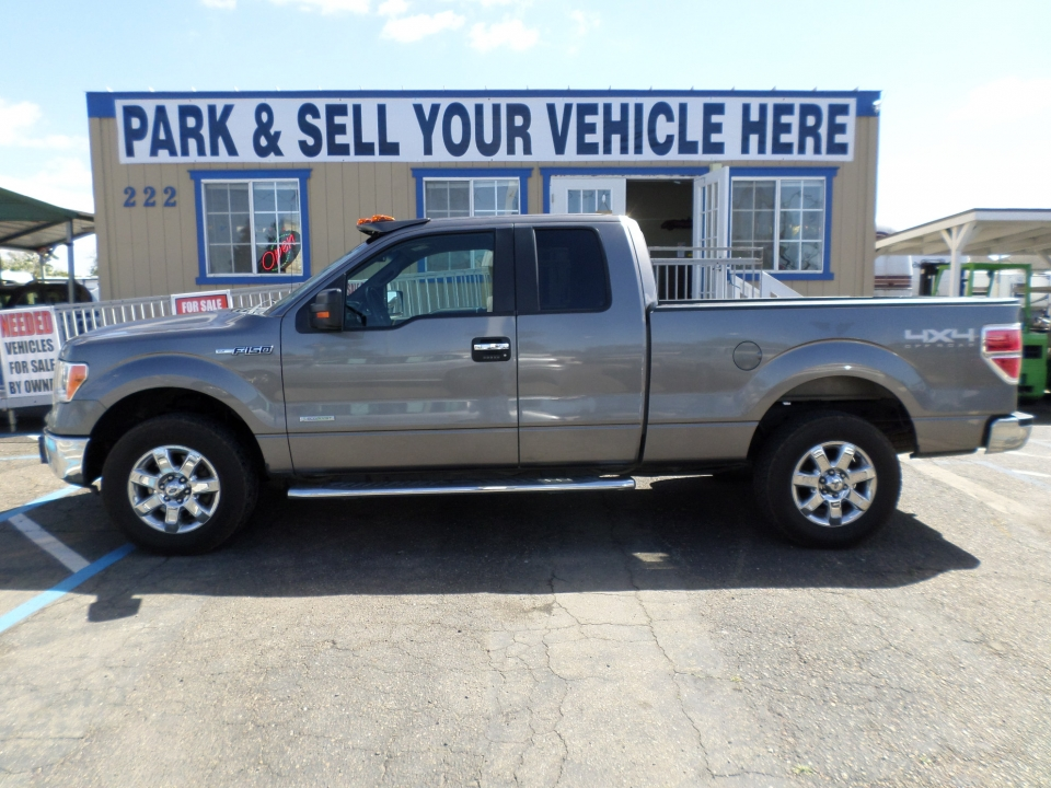 Ford F-150 Supercab 4x4 2014
