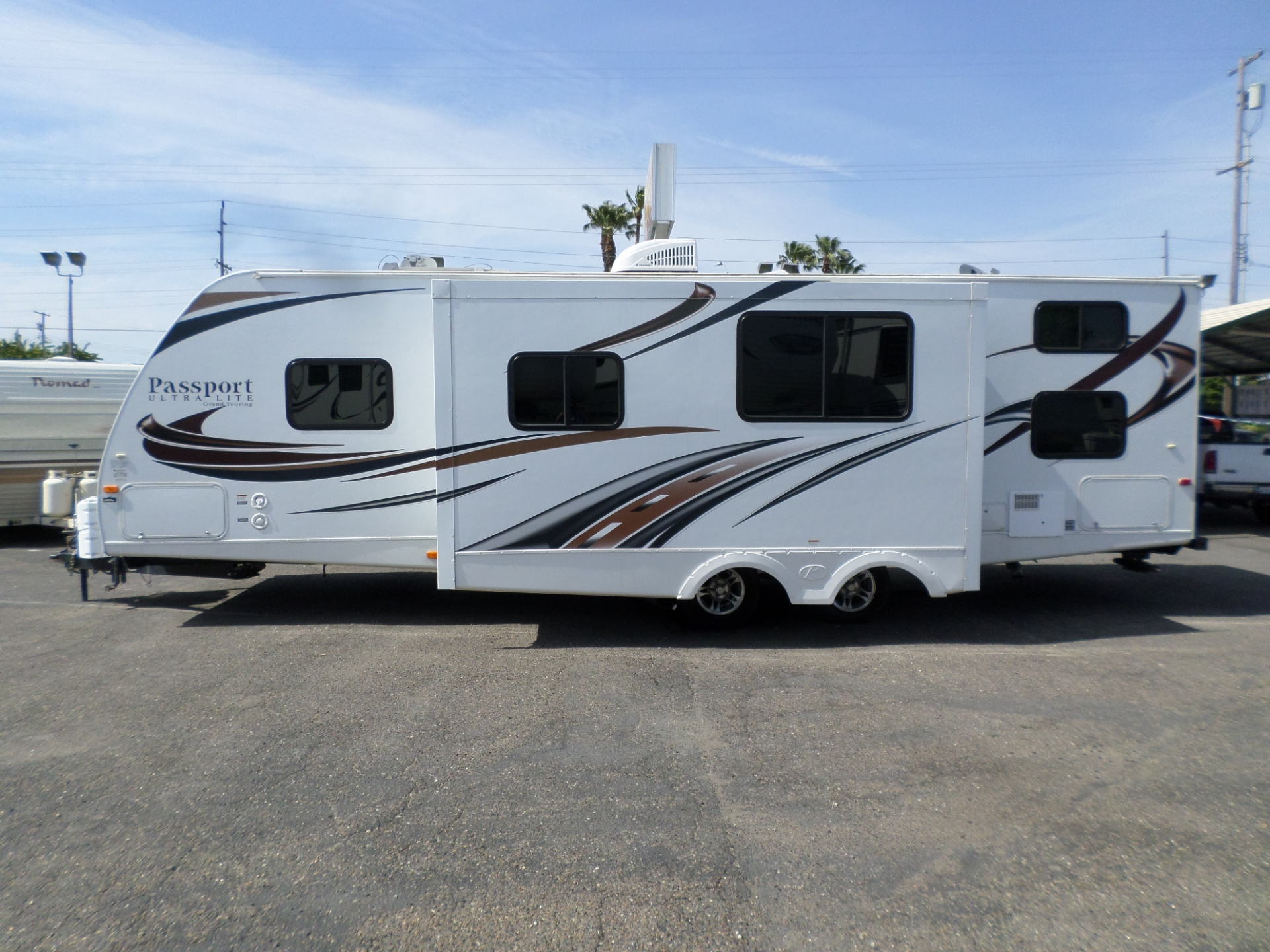 Used Rvs For Sale By Owner >> Rv For Sale 2014 Keystone Passport Ultra Lite Grand Touring
